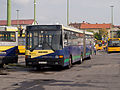 Miskolc, autobusové nádraží, městský bus.jpg