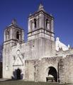 Mission Concepcion in San Antonio Texas, the oldest unrestored stone church in America LCCN2011631158.tif
