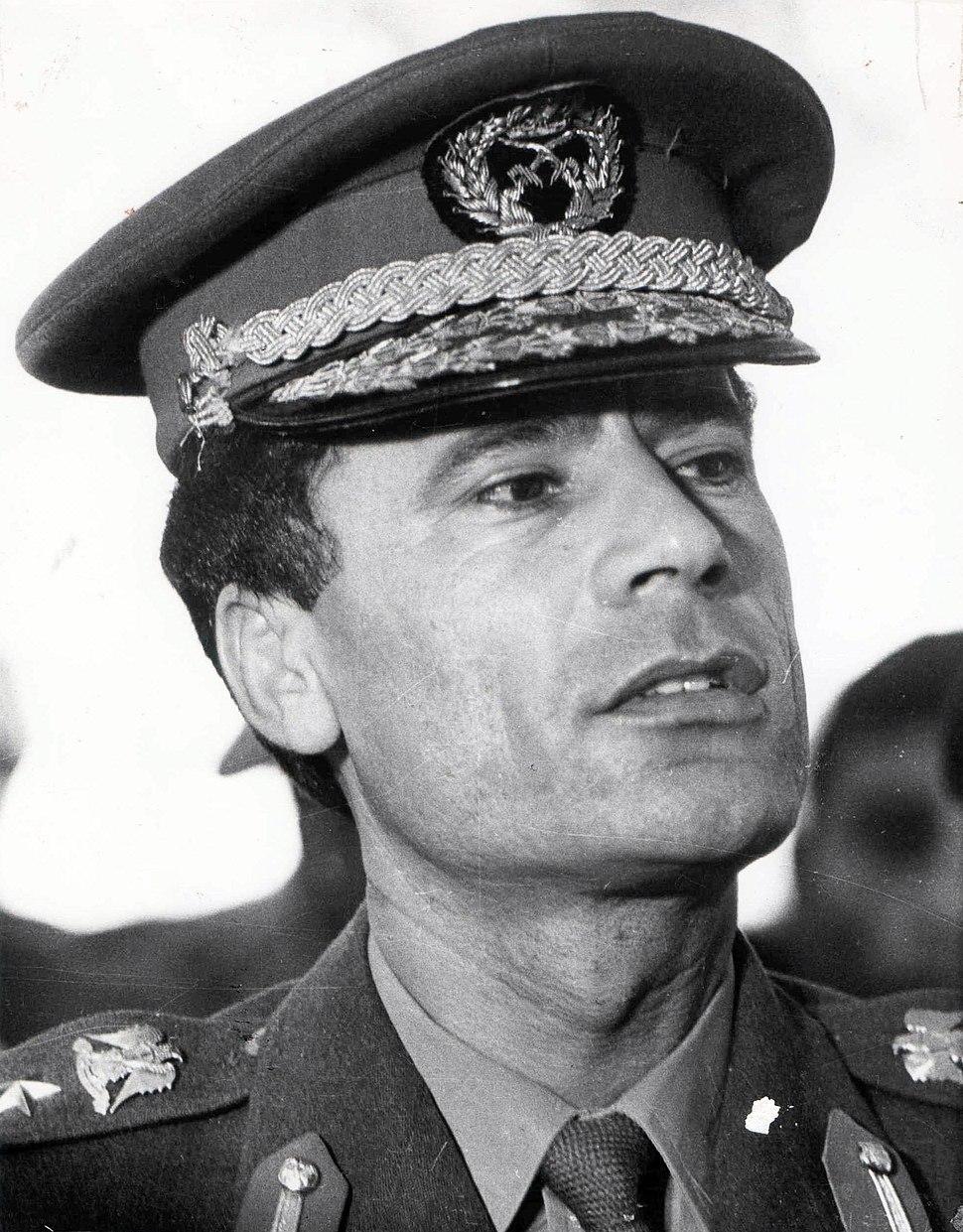 Moamer el Gadafi (cropped)