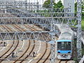Model 4000-First of Odakyu Electric Railway.JPG
