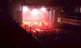 Regency Center - Mogwai performing at The Regency Ballroom in 2011