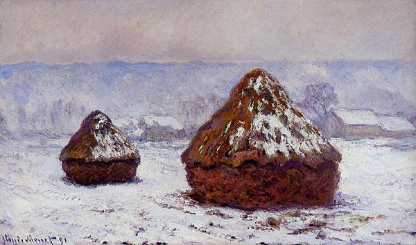 Monet grainstacks-snow-effect-1891 W1274.jpg