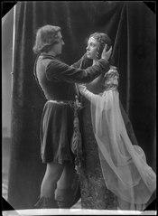 Monna Vanna, Svenska teatern 1903. Rollporträtt