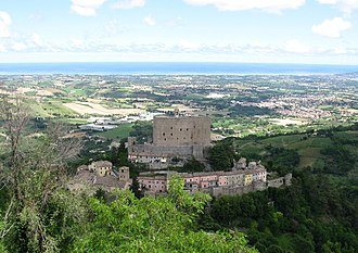 Montefiore Conca - Image: Montefiore Conca 2015