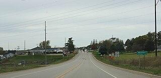 Montfort, Wisconsin Village in Wisconsin, United States