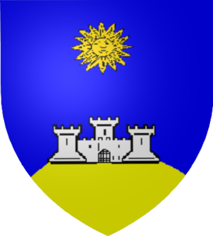 Gallery of French coats of arms - Montluçon