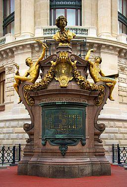 Monument Charles Garnier, Opéra Garnier 2011-05-08 n1