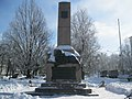Monument to defenders of Poltava and the commandant of the fortress Oleksii Kelin 03.jpg