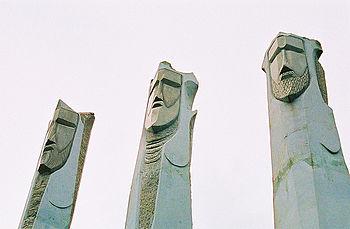 Monumento Reyes Magos