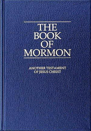 Mormon (word) - Book of Mormon as printed by The Church of Jesus Christ of Latter-day Saints (2009)