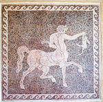 Mosaic floor with the representation of a Centaur.jpg