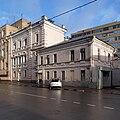 Moscow, Bahrushina 11C1 Nov 2009 01.JPG