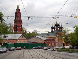 Moscow, Preobrazhensky Val.jpg