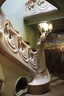 Art Nouveau architecture in Russia