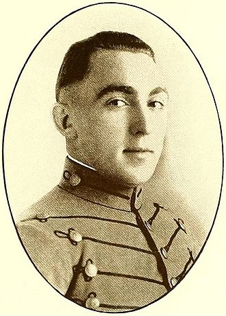 Mose Goodman - Goodman pictured in The Bomb 1917, VMI yearbook
