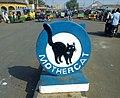 Mother Cat symbol in kaduna.jpg