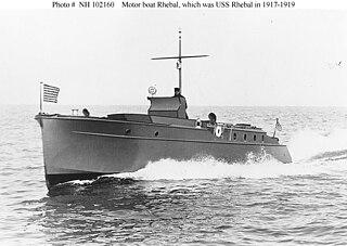 USS <i>Rhebal</i> (SP-1195)
