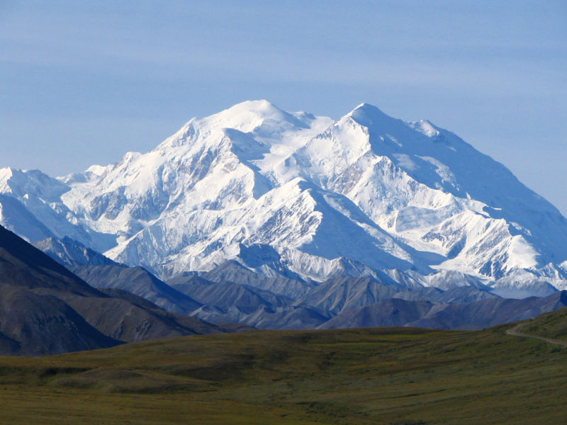File:Mount McKinley Denali Closeup 2800px.jpg