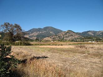Mount Saint Helena - Image: Mount Saint Helena (2007 10 08)