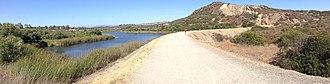 Carlsbad, California - Image: Mount calavera panorama (cropped)