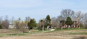 Mount Airy (Sharpsburg, Maryland) - Image: Mt Airy Sharpsburg MD1