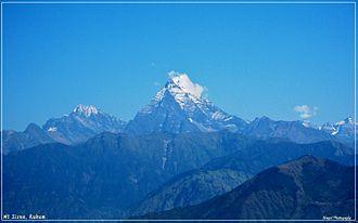 Dhaulagiri - Hiunchuli Patan (5,911m)