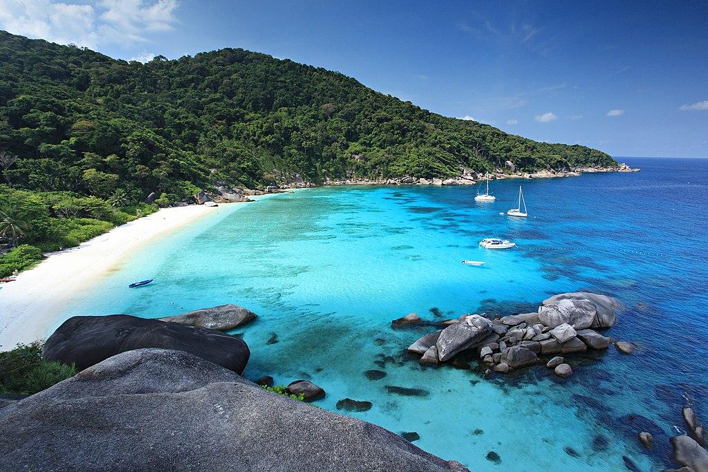 Best Islands Thailand West Coast