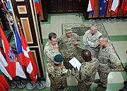 Mullen-Petraeus-Mattis-Allen-Hill-Langheld in Kabul