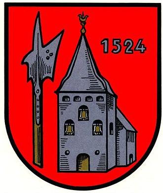 Mulsum - Image: Mulsum Wappen