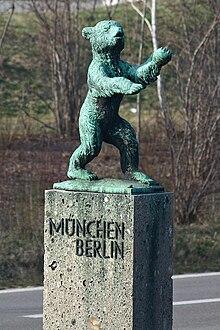 Berliner Bär München Wikipedia