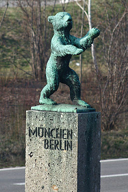 Munich Berliner Bär Memorial 01