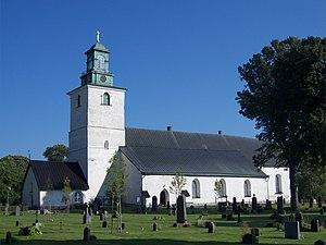 Munktorp - Munktorp church