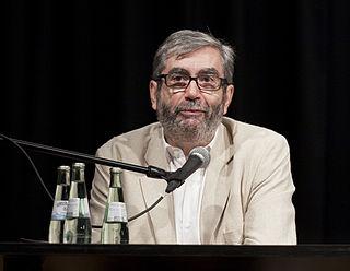 Antonio Muñoz Molina Spanish writer