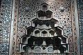Muqarna - Mihrab from Beyhekim Mosque (Konya) - Pergamonmuseum - Berlin - Germany 2017.jpg