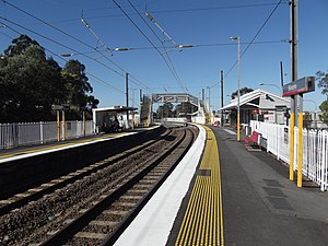 Murarrie Railway Station, Queensland, Aug 2012.JPG
