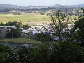 Murwillumbah et la Tweed River