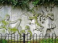 Musgrave Watson frieze in Battishill Gardens - geograph.org.uk - 1363598.jpg