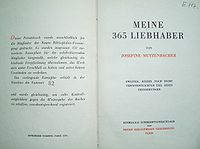 German edition, 1925