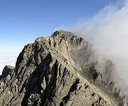 El Monte Olimpo, montaña más alta de Grecia.