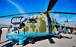 N120NX 1981 Mil Mi-24D Hind C-N 110155 (22794742138).jpg