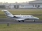 N498YY Cessna Citation CJ1 John Mills Aviation Inc Trustee (35117434871).jpg
