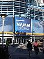 NAMM Show 2009 at Anaheim Convention Center.jpg