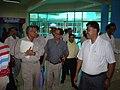 NCSM Dignitaries Visiting Dynamotion Hall - Science City - Kolkata 2006-07-04 04749.JPG