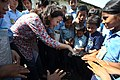NEWAH WASH water project in Puware Shikhar, Udayapur District, Nepal. (10710342543).jpg