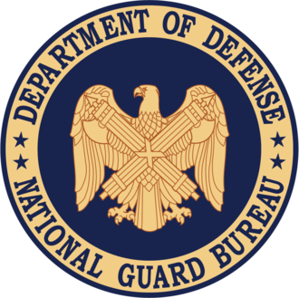 National Guard Bureau - The Official seal of the National Guard Bureau