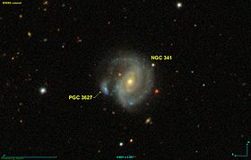Image illustrative de l'article NGC 341