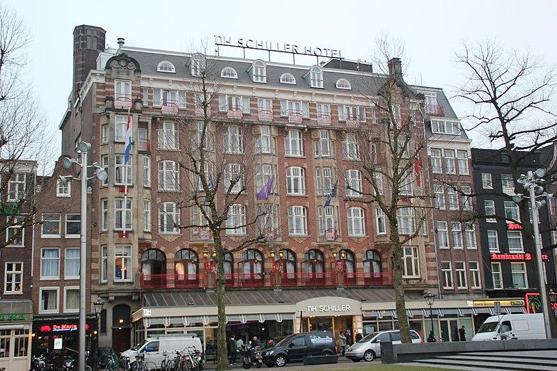 Цены на отели в Амстердаме пока не могут восстановиться после пандемии