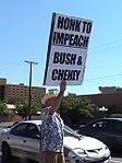 NM Unions Protest John McCain at Hotel Albuquerque (2672897487).jpg