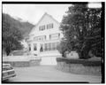 NORTHWEST SIDE - Alaska's Governor's Mansion, 716 Calhoun Avenue, Juneau, Juneau Borough, AK HABS AK,8-JUNE,3-4.tif