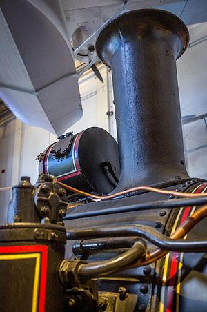 Z1243 - Image: NSWGR Locomotive 1243 d